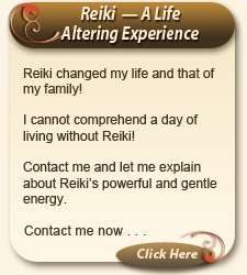 Learn more about Reiki Treatments. Contact Nancy Livingston today.
